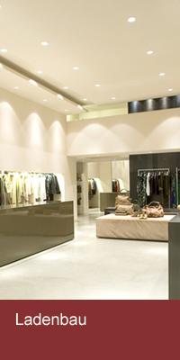 RS-Ladenbau und Ladenrichtung